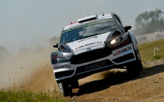 Tanak takes Rally Poland lead