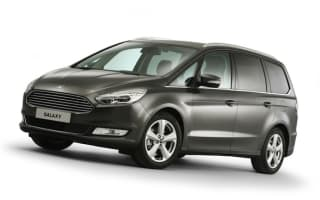 Ford reveals luxurious new Galaxy people carrier