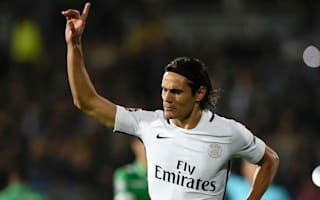 Ludogorets 1 Paris Saint-Germain 3: Cavani inspires comeback win