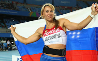 Javelin silver medallist among Russians to fail anti-doping tests