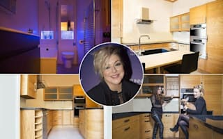 Take a look around Sheridan Smith's flat after £150k makeover