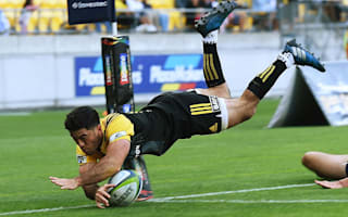 Milner-Skudder back with a bang as Hurricanes crush Rebels