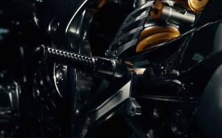 Norton teases its new V4 superbike