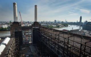 Battersea chimneys set for makeover