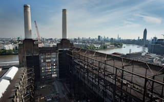 Battersea chimneys set for makeover