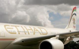 Etihad flight diverted after 'arsonist' lights three fires mid-air