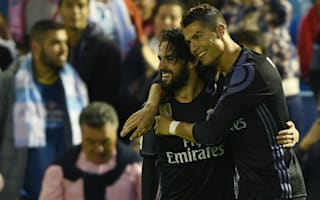 Isco: Very easy to play with on-fire Cristiano Ronaldo