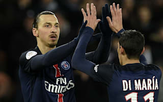 Paris Saint-Germain 5 Angers 1: Di Maria nets double in comfortable win