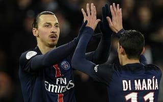 Paris Saint-Germain 5 Angers 1: Di Maria nets double in comfortable win