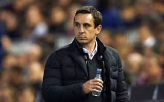 Europa League dream is still alive for Valencia - Neville