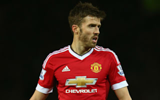 Carrick set to return for United, Darmian out