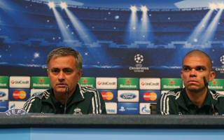 Pepe: People hated Real Madrid under Mourinho