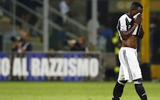 Asamoah, Rugani ruled out for up to seven weeks