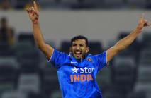 Rishi replaces Bhuvneshwar in India T20 squad