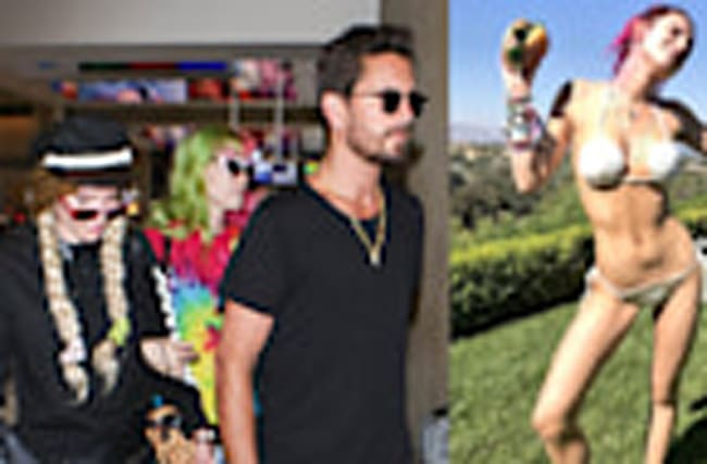 Bella Thorne Spotted BACK With Scott Disick & Holding Hands After Night Out