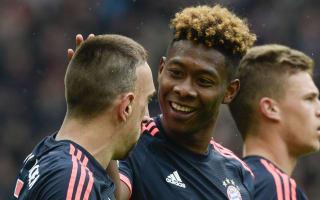 Stuttgart 1 Bayern Munich 3: Alaba, Costa do the damage