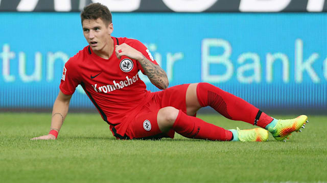 Suspended Frankfurt defender Varela hits back over tattoo