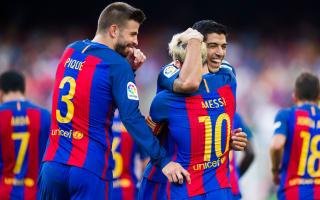 Pique: Barcelona by far the best in Spain