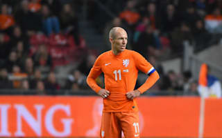 Robben receives Netherlands recall