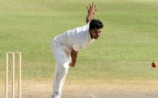 Thakur replaces injured Bhuvneshwar for third Test