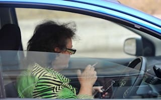 Can't stop phoning while driving? This WILL stop you...