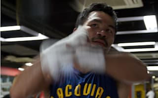 Pacquiao feels the love ahead of ring return