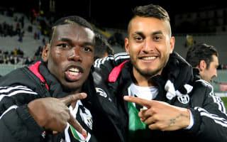 Juventus v Carpi: Pogba already eyeing further titles