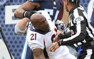 Broncos corner Talib vows to fight Douglas over 'dirty play' on Harris