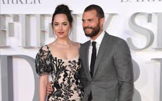 Fifty Shades Darker stars dismiss claims film glamorises domestic violence