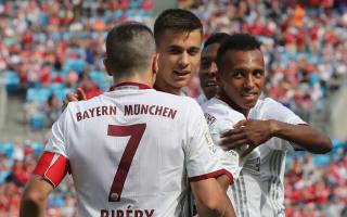 Inter 1 Bayern Munich 4: Hat-trick hero Green enjoys happy homecoming