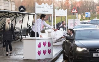 Debenhams launches first ever drive thru - will it catch on?