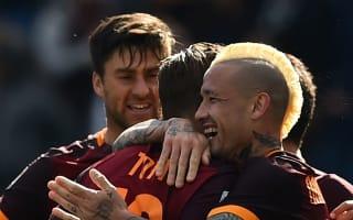Roma 1 Napoli 0: Nainggolan hands title to Juventus