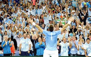 Del Potro rewarded as Argentina claim maiden Davis Cup title