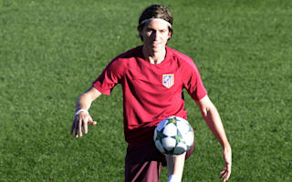 Filipe Luis suffers thigh tear