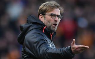Klopp tells Liverpool players to accept 'criticism from everywhere'