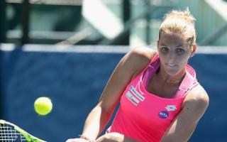 Pliskova ends Hibino hopes of successive Taskhent titles