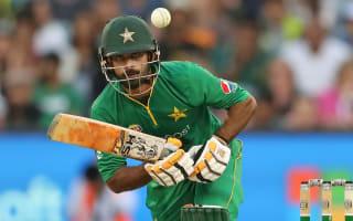 Redeemed Hafeez never questioned Pakistan future