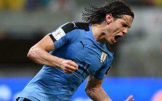 Uruguay 1 Peru 0: Cavani sends hosts top in World Cup qualifying