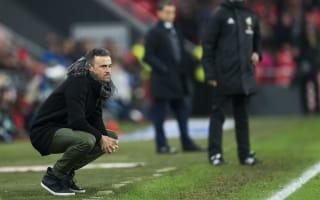 Luis Enrique calls for goal-line help after Barca draw