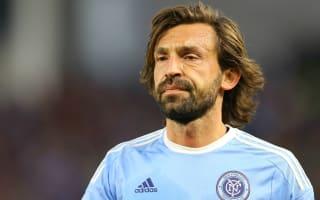 Vieira defends decision to omit Pirlo