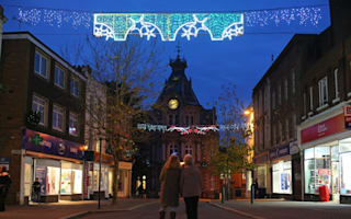 Tiverton Christmas lights are 'pants'