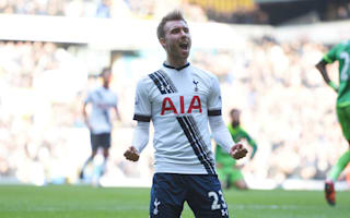 Title-chasing Tottenham to stay humble - Eriksen