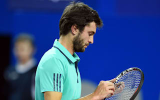 Simon misery continues as Open 13 defence ends in first round