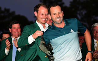 Garcia delighted to prove mental strength with Augusta triumph