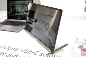 El ASUS ZenScreen es el monitor USB más delgado que has visto jamás