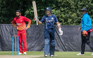 Controversy as Scotland claim historic victory over Zimbabwe