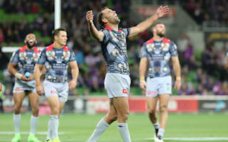 Smith makes history as Storm march on, Maloney snatches Sharks win