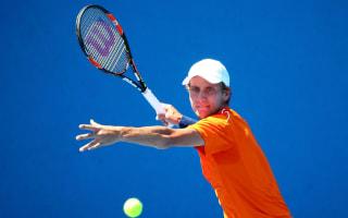 Olivo shocks Kohlschreiber to set up Cuevas semi-final