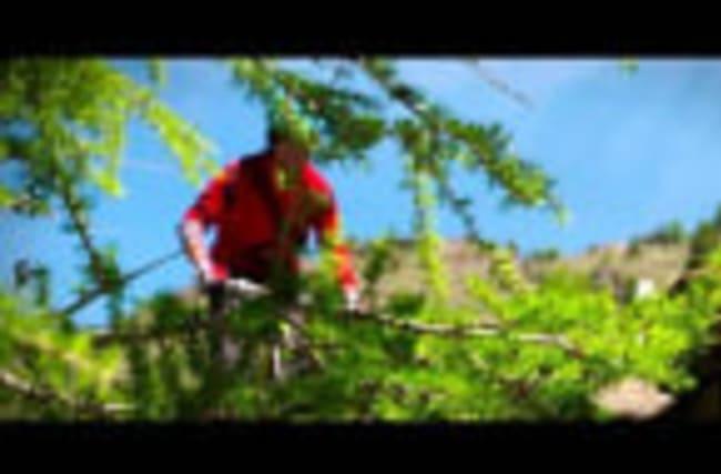 Saas Grund mountain biking | Dirt TV