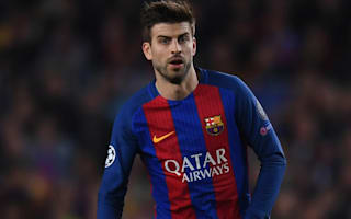 Pique: I agree with Ramos about Barca's historic win